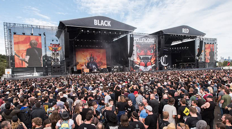 Download Festival. Abc live experience