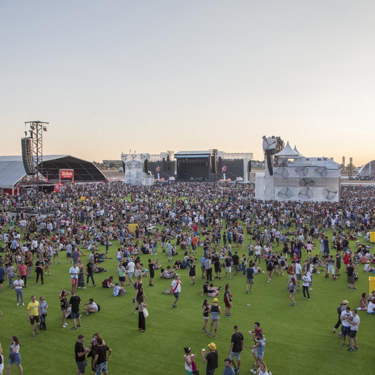 Abc eventos. Festivales. ABC Live Experience