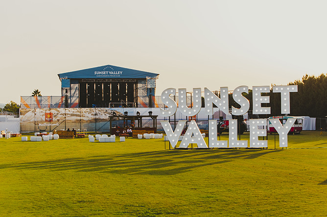 Sunset Valley. Santa María Polo Club, ABC LIVE EXPERIENCE